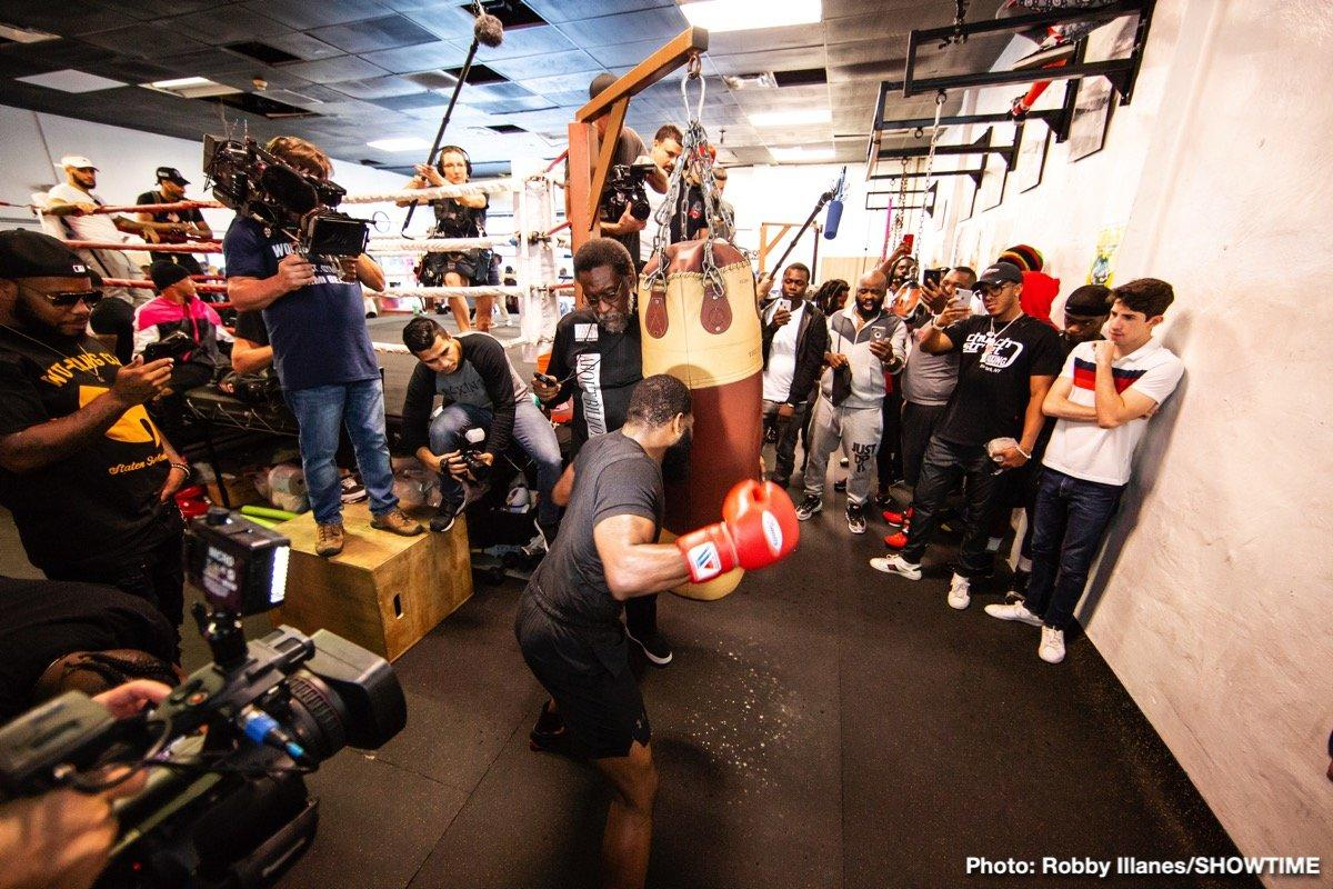 Adrien Broner Prepares For The Biggest Fight Of His Career