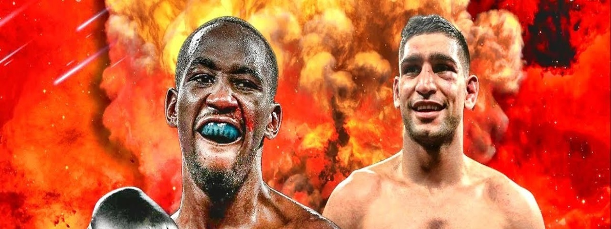 Can Amir Khan stay upright against Terence Crawford?