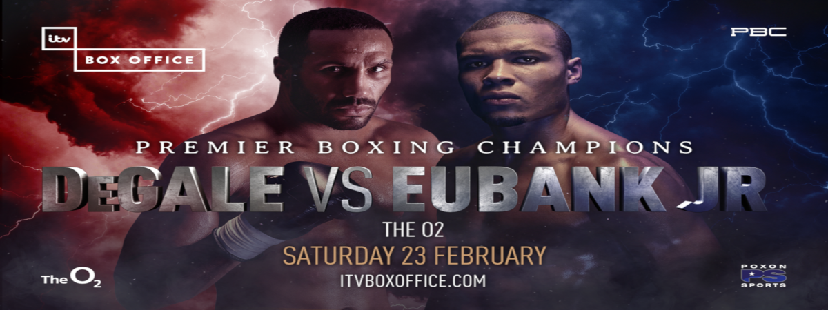 'Livewire' Chris Eubank Jr Will Be 'Relentless' Against James DeGale