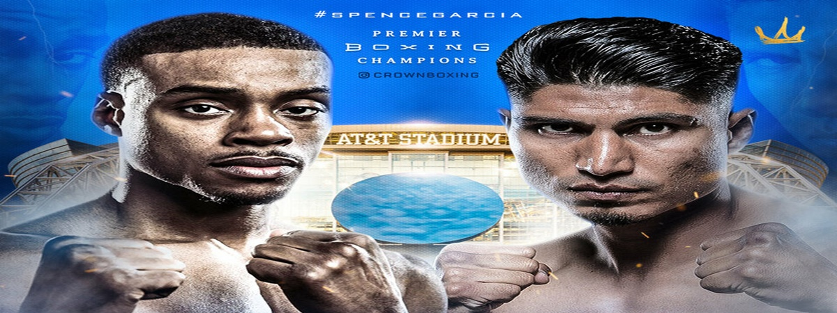 IBF champion Errol Spence dominates Mikey Garcia, wins fight by unanimous decision