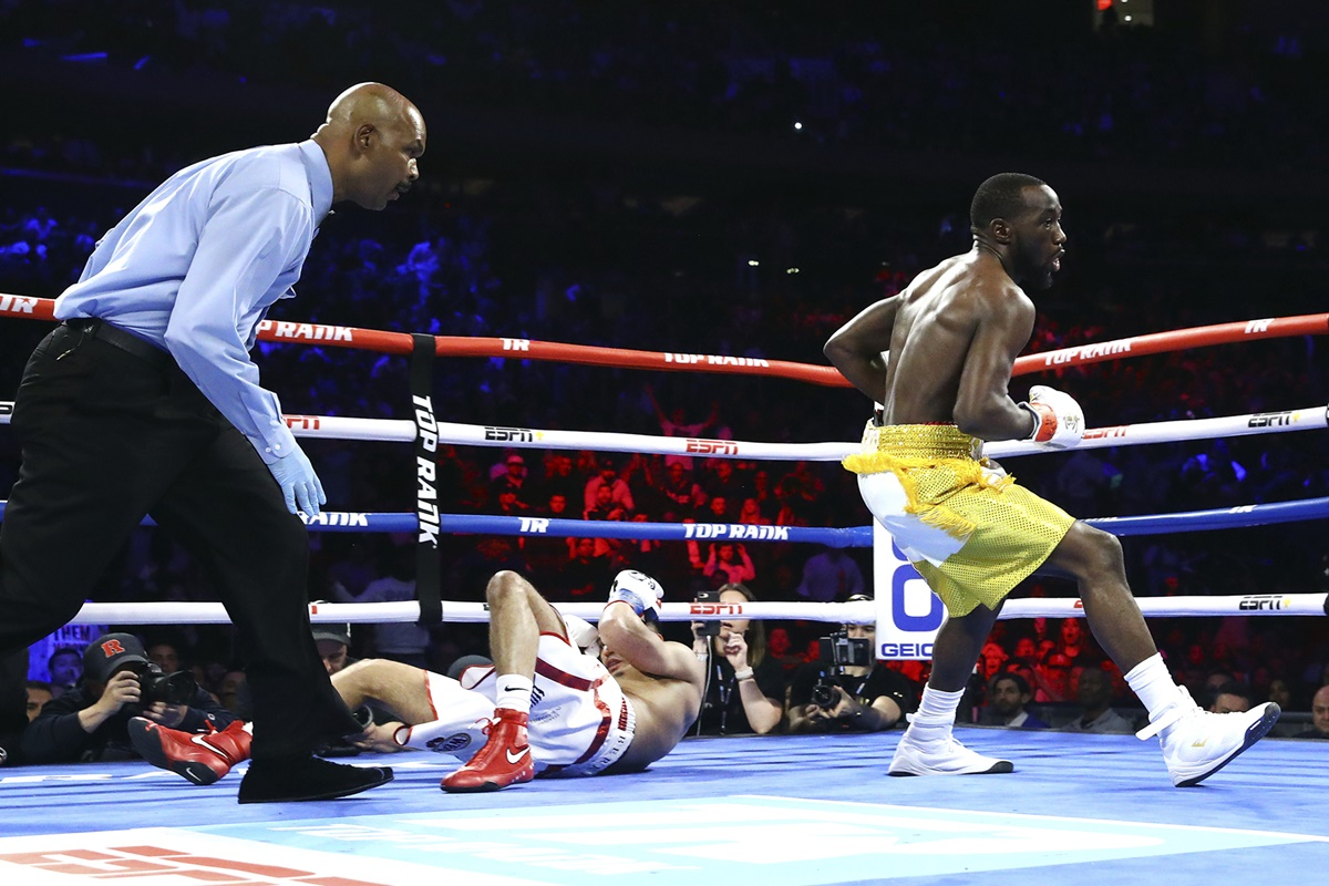 SecondsOut Boxing News - Main News - Boxing, Bud and the ...