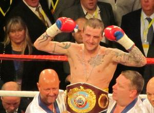 Burns Becomes 3 Weight World Champ/Nurse Defeats Limond