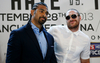 Fury Plans On Sending  Haye Into Retirement