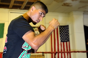 Mikey Garcia may be aiming too high.