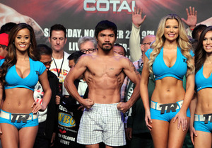 Pacquiao Continues Pay Per View Nonsense