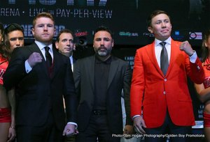 Canelo Alvarez Eager To End Matters with Golovkin