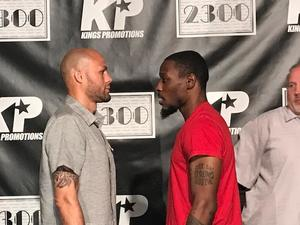 Cintron vs Brunson:  Win Or Go Home?