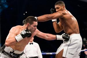 Joshua Willing To Face Wilder Or Fury Next Year