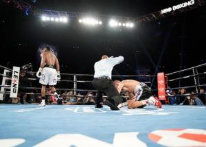SecondsOut Awards 2018: Upset of the Year, Alvarez KO 7 Kovalev