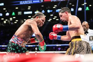Porter Out Works Garcia To Earn A Unanimous Decision