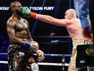 Wilder and Fury Battle To Controversial Draw in Los Angeles