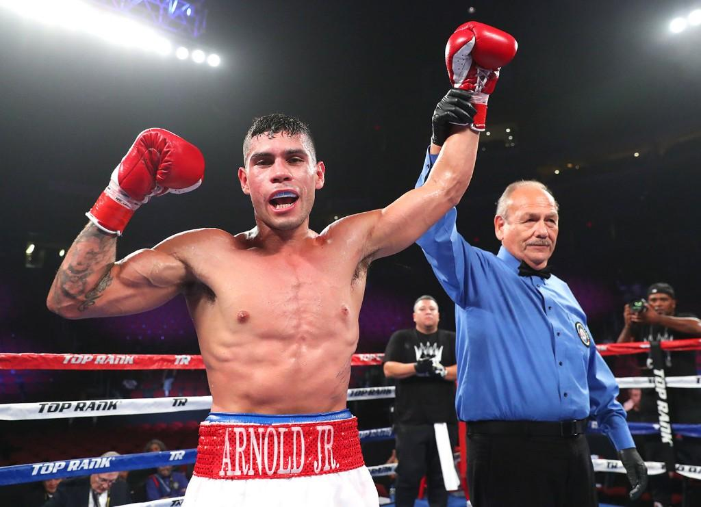 Arnold Barboza Jr. vs. Manual Lopez set for co-feature on Ramirez-Hart rematch