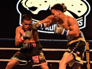 Jonathan Lopez And Alfredo Santiago Post Wins In Catano