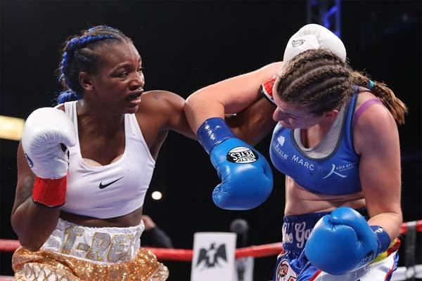 Braekhus And Shields Post Routine Wins In Carson