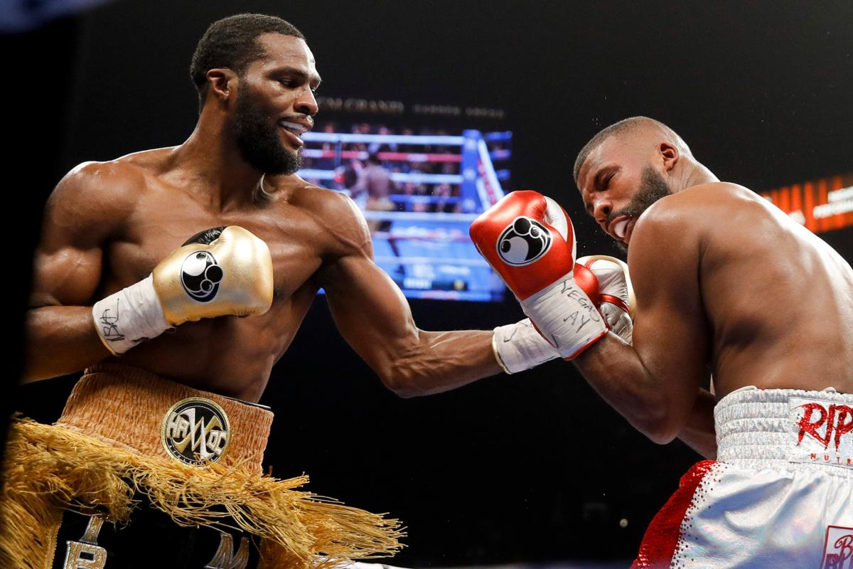 Marcus Browne Upsets Badou Jack/Nordine Oubaali Wins Vacant Title