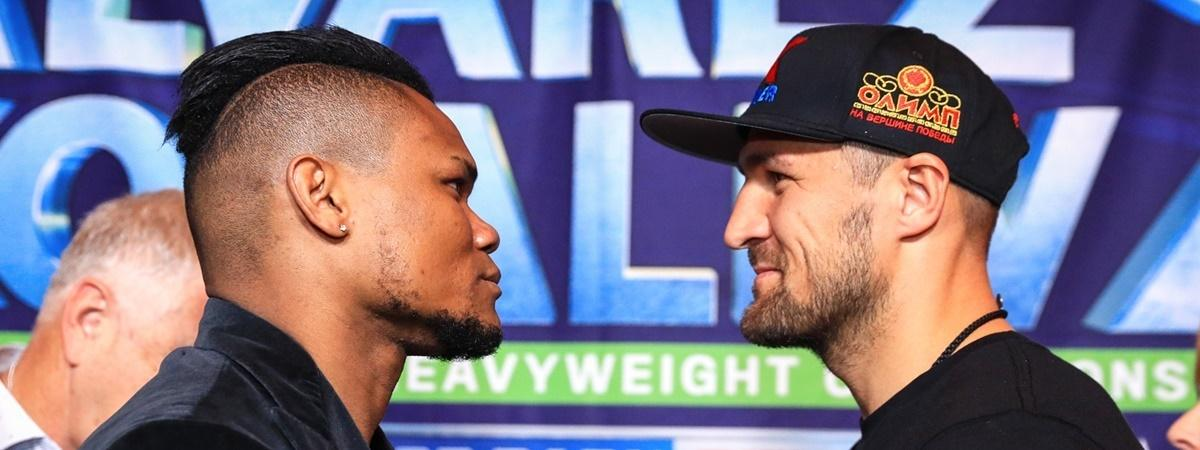Kovalev Gets Revenge, Easily Decisions Alvarez