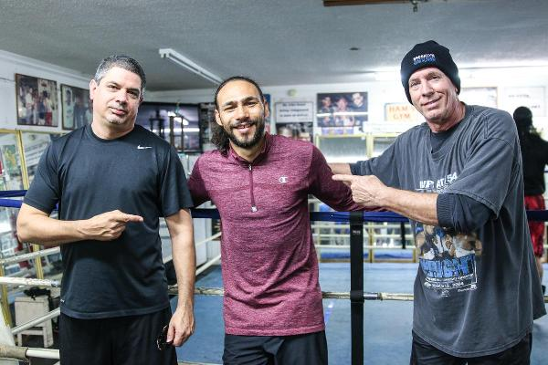 Keith Thurman Discusses Returning To Action After Injury