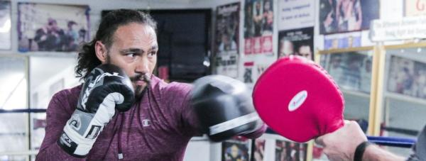 Keith Thurman Returns This Weekend
