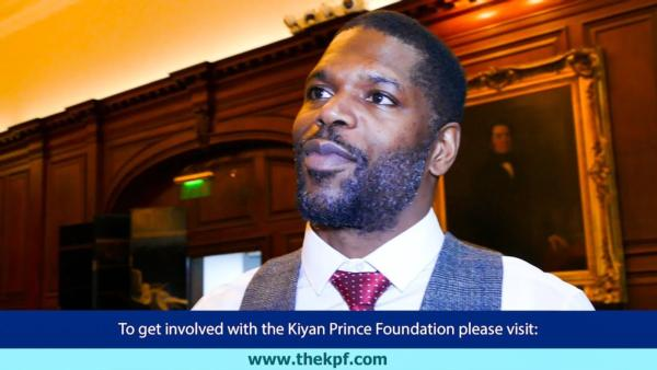 'IT RIPS YOUR HEART OUT': Mark Prince OBE on devestating loss & TACKLING KNIFE CRIME