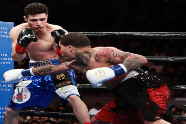 Gervonta Davis Blasts Out Hugo Ruiz In Carson