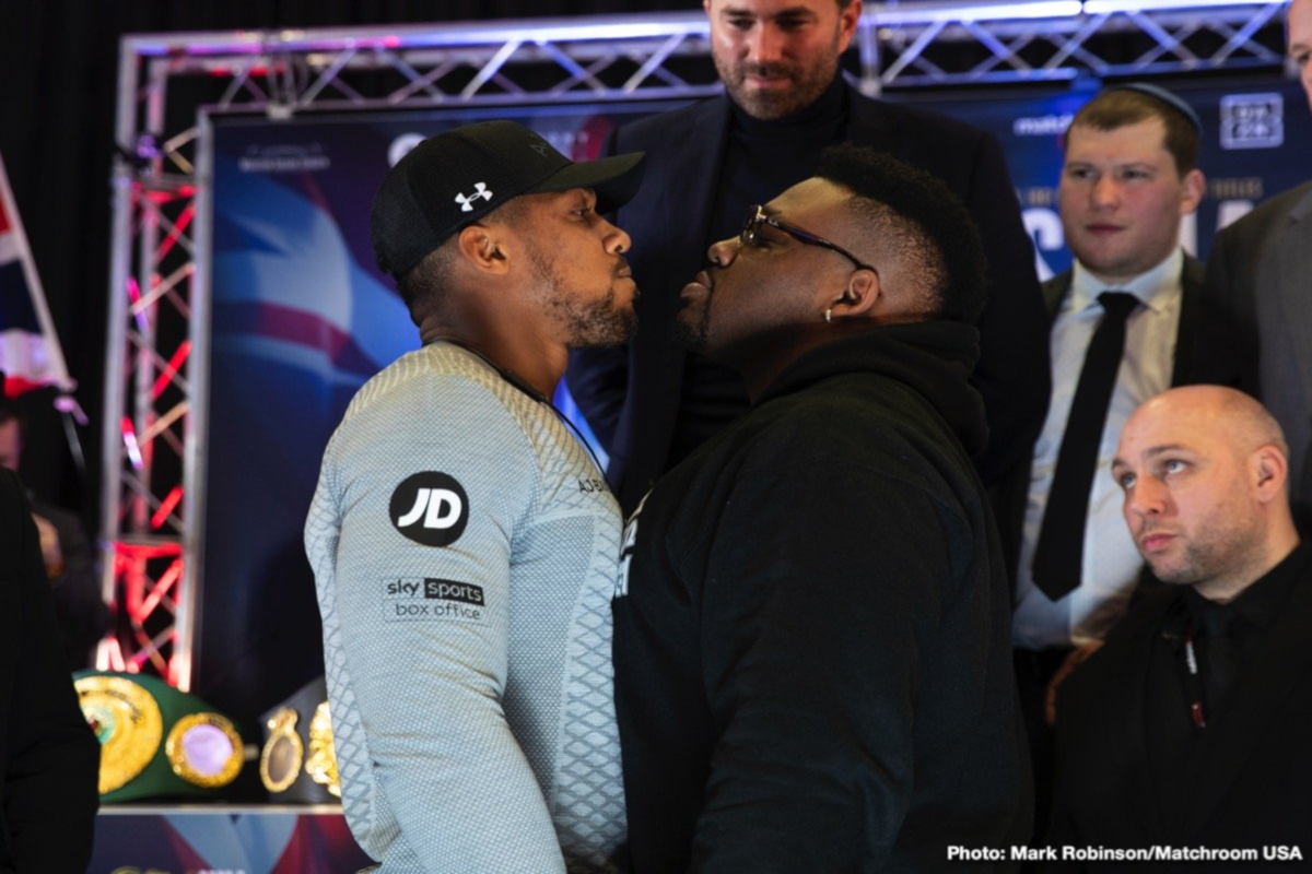 Jarrell Miller Denies 'knowingly' Taking Banned Substance, 'Totally Shocked'