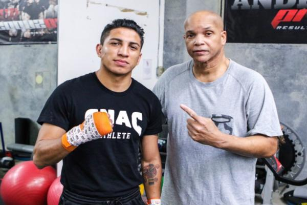 Mario Barrios Continues His March Towards A World Title Challenge
