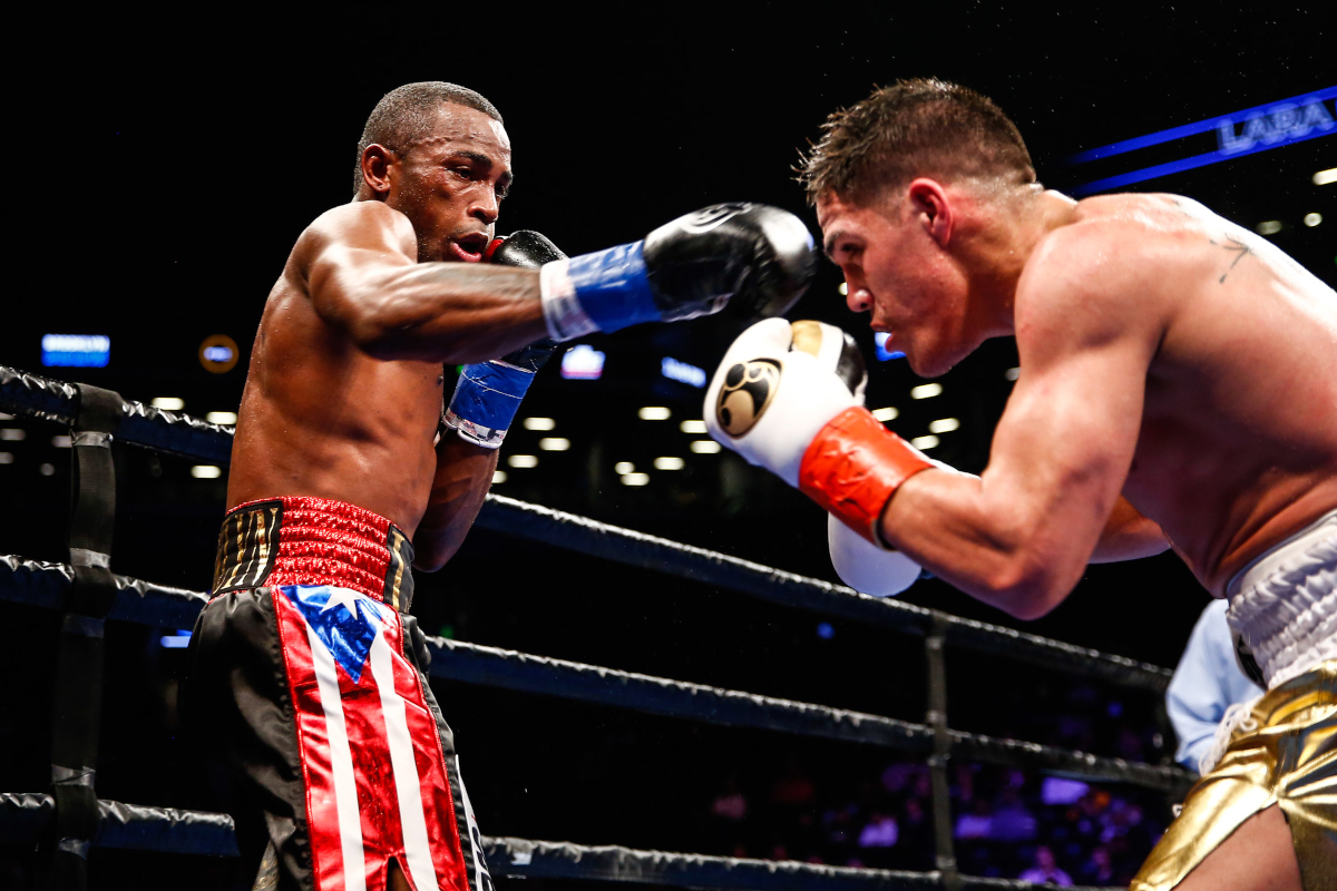 Brian Castano And Erislandy Lara Battle To A Draw In New York