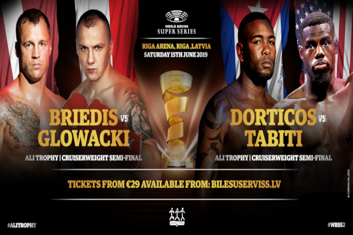 Big time boxing returns to Riga