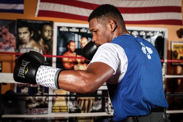 A confident Daniel Jacobs prepares for May 4 fight with Canelo Alvarez