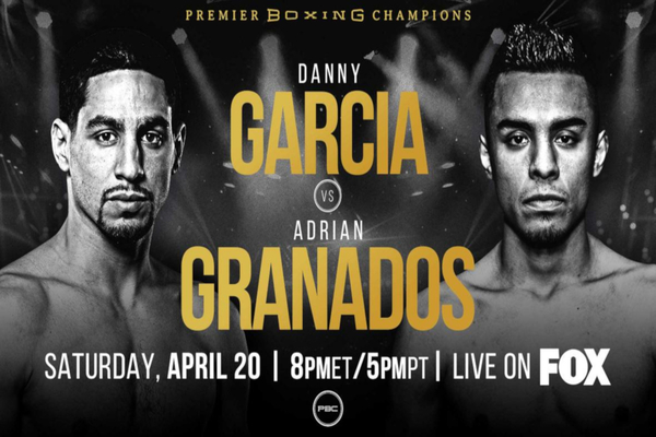 Danny Garcia next fight FREE to watch in the UK