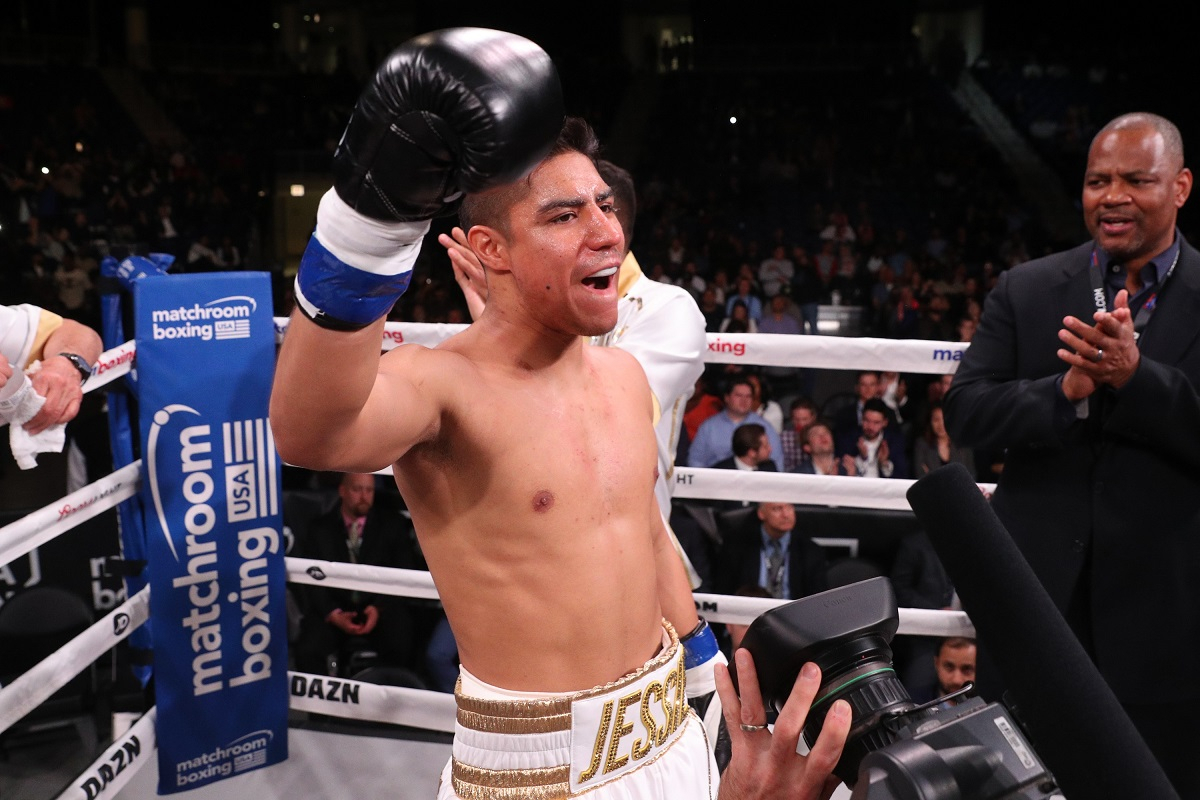 Jessie Vargas And Humberto Soto Clash In Career Defining Fight