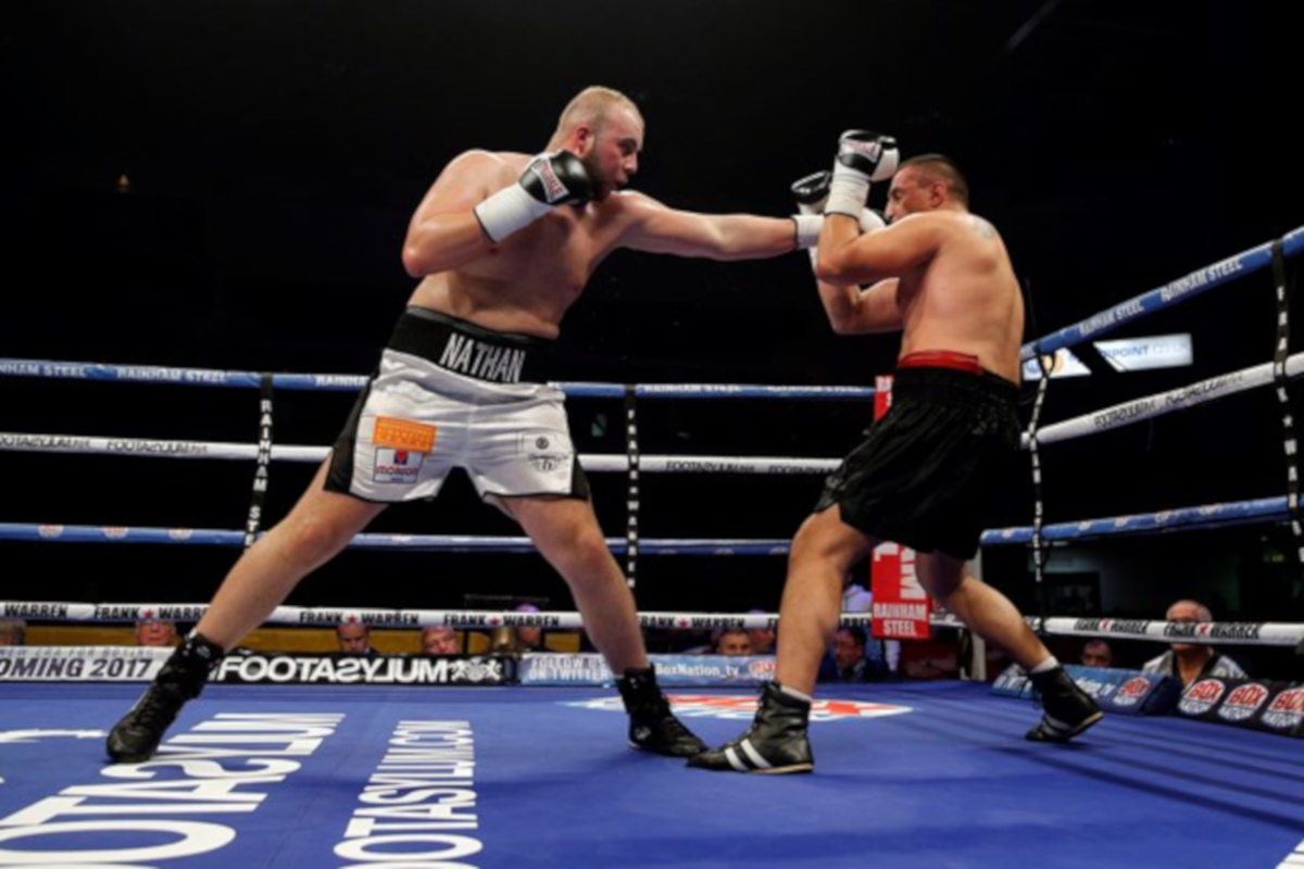 Nathan Gorman Scores Shutout Win Over Kevin Johnson