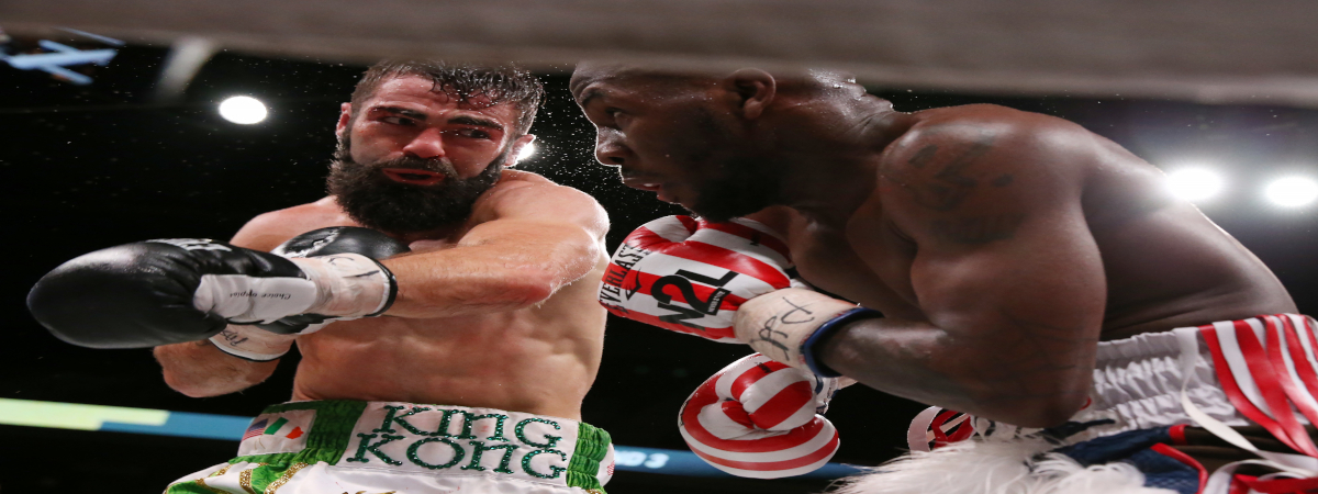 Facing Tevin Farmer for the title is a real 'Rocky Story' For Jono Carroll