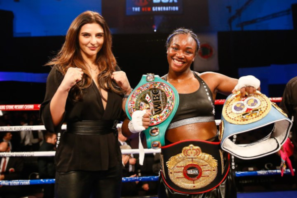 Claressa Shields vs Christina Hammer fight time, date, TV channel, undercard and venue