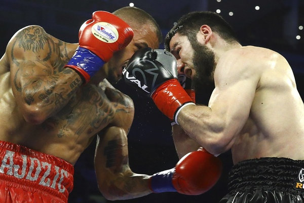 Heavy-handed IBF champ Artur Beterbiev knocks out Radivoje Kalajdzic, Jerwin Ancajas retains junior bantamweight title