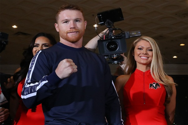 Canelo Photos by Top Rank