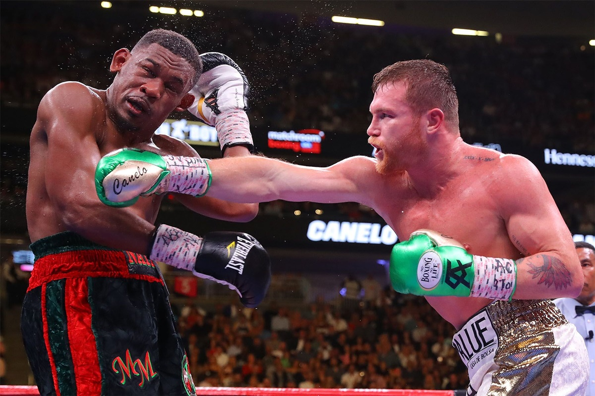 Will Canelo return to middleweight next?