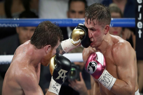 Maybe Gennady Golovkin was just sick...