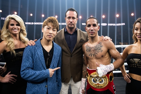 World Boxing Super Series semi-final: Naoya Inoue vs. Emmanuel Rodriguez for major belt