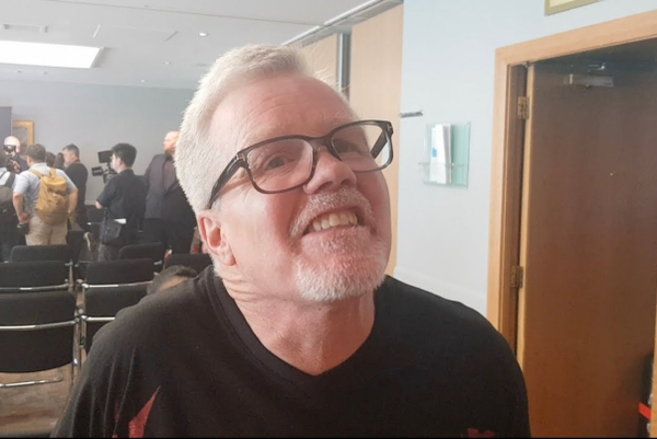 Freddie Roach (video): I wanted Mikey Garcia for Manny Pacquiao, not Keith Thurman
