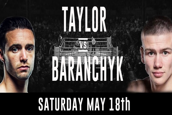 Two for the show - Josh Taylor vs. Ivan Baranchyk