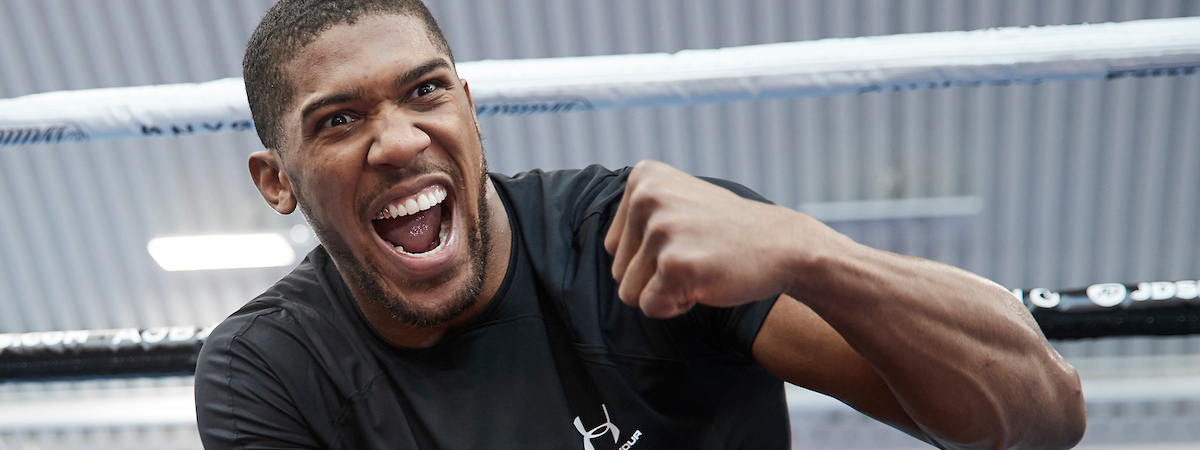 Anthony Joshua: Andy Ruiz Jr has the same genetics as me; championship level for sure