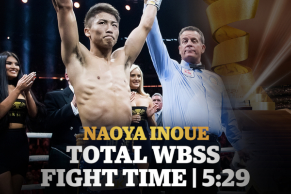 Naoya Inoue to win the World Boxing Super Series in under 10 minutes, asks Kalle Sauerland