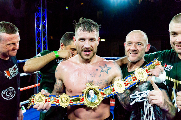 Jason Welborn EXCLUSIVE: I'll be ready for James Metcalf then I'll target Kell Brook