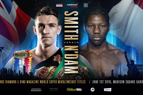 Callum Smith and Joshua Buatsi far too good for Hassan Ndam and Marco Antonio Periban, respectively