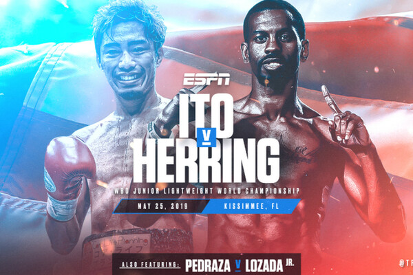 Jamel Herring wins world title by defeating Masayuki Ito