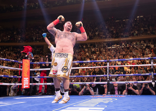 Andy Ruiz Jr worth the weight… and 4 more chubby heavyweights who belied their appearance