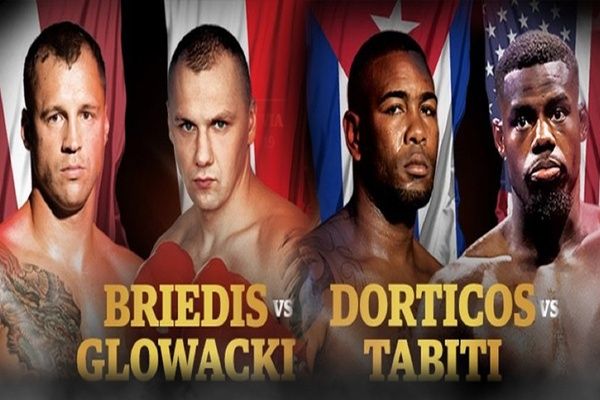 World Boxing Super Series cruiserweight final set as Mairis Briedis and Yunier Dorticos post knockout victories