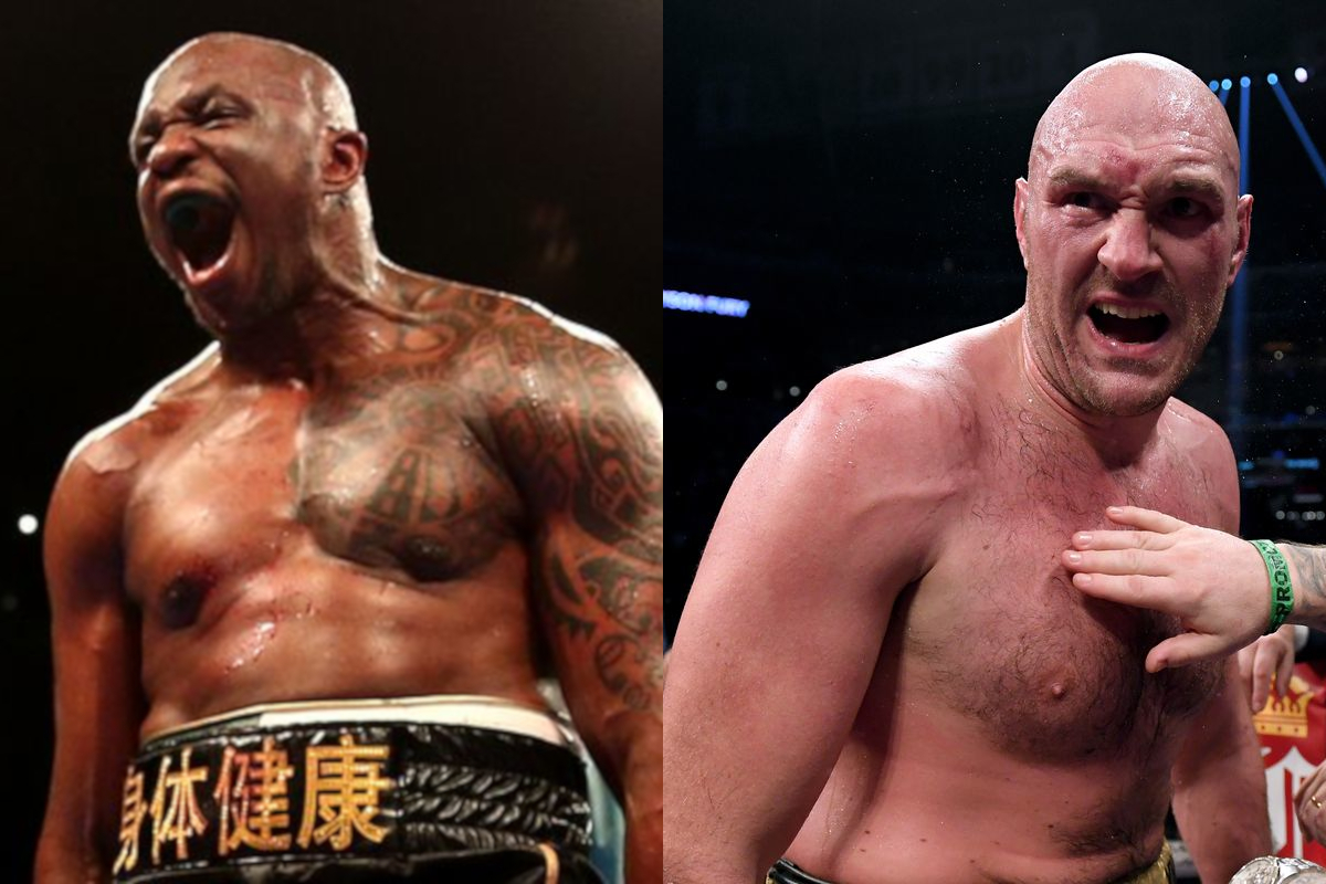 Tyson Fury vs Dillian Whyte
