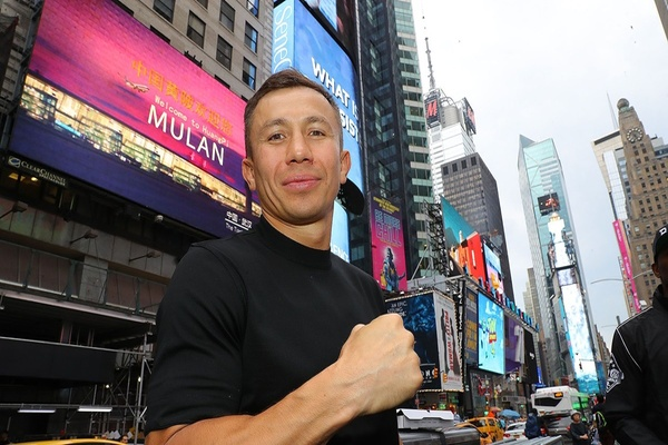 With a new attitude, new name, and new trainer, Gennady Golovkin looks for rebirth against Steve Rolls